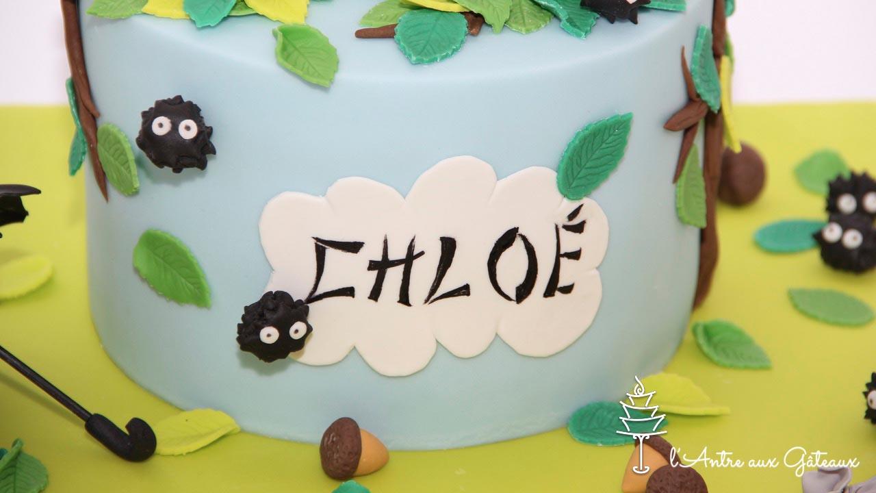 Top Totoro | L'antre aux gâteaux ZI51